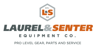 Laurel & Senter Equipment Co. Logo